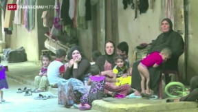 Video «Flüchtlinge geraten in Vergessenheit» abspielen