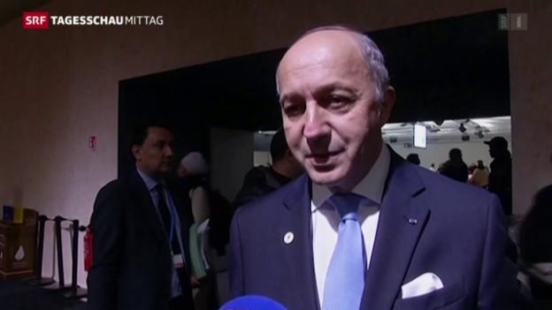 Video «Klimakonferenz geht in die Verlängerung» abspielen