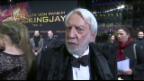 Video «Paradis und Sutherland: Die Jury von Cannes ist bekannt» abspielen