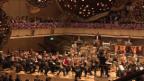 Video «Benefiz-Gala für ein berühmtes Orchester» abspielen