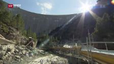 Video «Fluss Spöl stärker verschmutzt als bisher angenommen» abspielen
