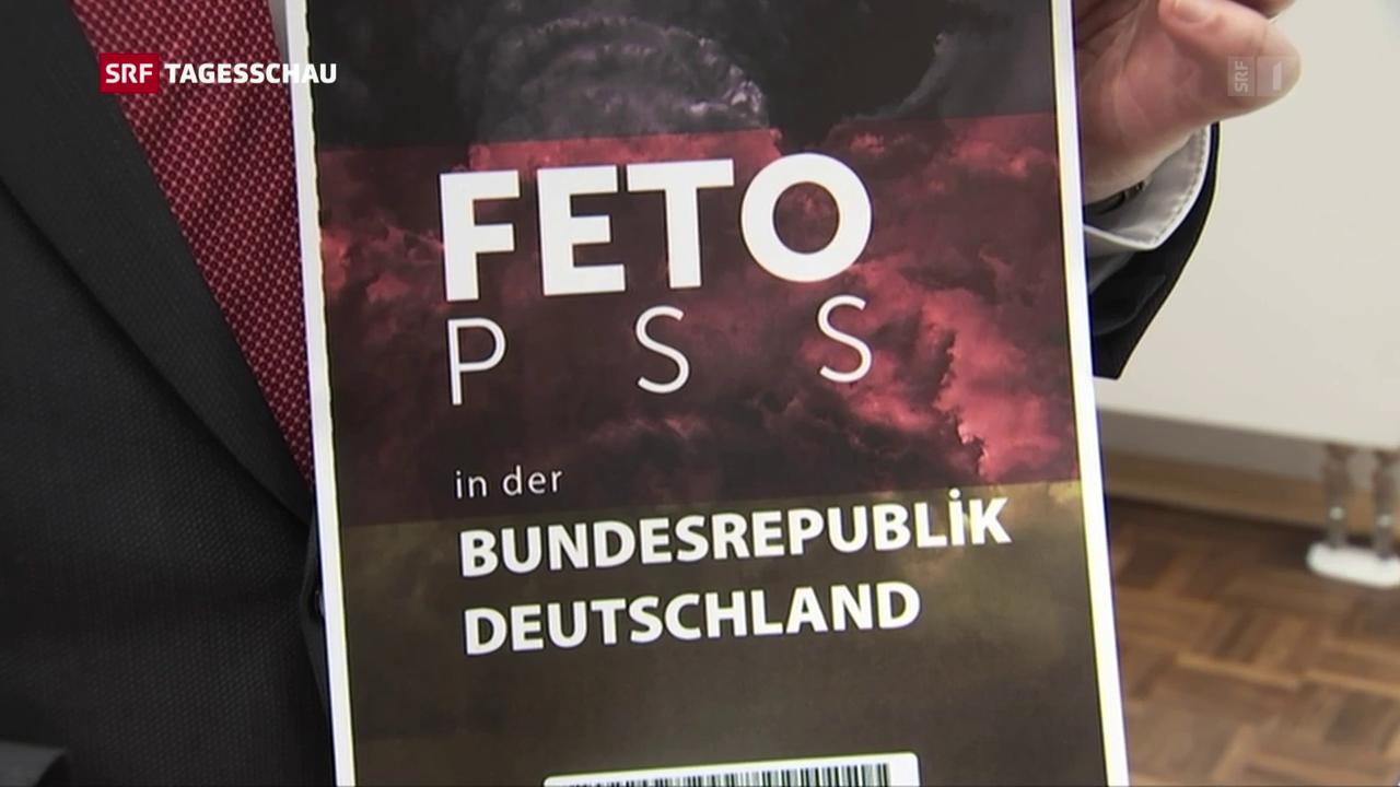 Deutschland bezichtigt Türkei der Spionage