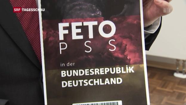 Video «Deutschland bezichtigt Türkei der Spionage» abspielen