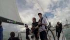Video «Kate schlägt William auf hoher See» abspielen