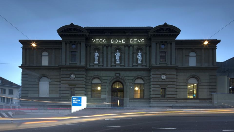 Nicht nur das Kunstmuseum selbst soll modernisiert werden, sondern auch die Umgebung