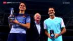 Video «Federer mit Final-Niederlage in Brisbane» abspielen