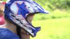 Video «Ski: Die Schweizer Frauen beim BMX fahren» abspielen