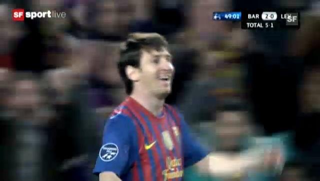 CL: Highlights Barcelona - Bayer Leverkusen («sportlive»)