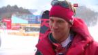 Video «Sportliche Highlights: Ein ganzer Medaillensatz für die Schweiz!» abspielen