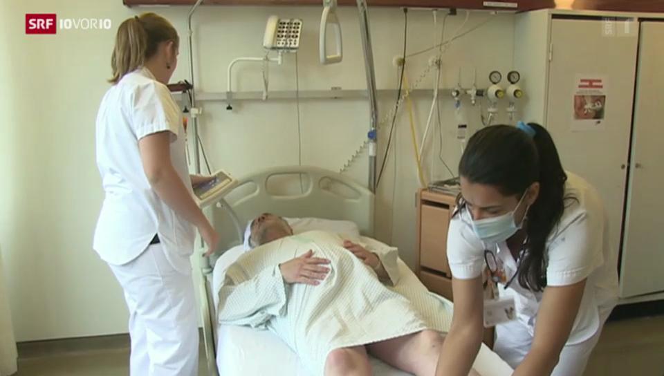 Pflege: Fachkräftemangel trotz Ausbildungsboom