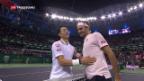 Video «Roger Federer im Halbfinal von Shanghai» abspielen