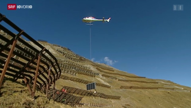 Video «Bund stoppt Solarprojekt in St. Antönien» abspielen