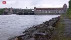 Video ««Anno 1914» Aufbruchstimmung 1914 in Laufenburg AG» abspielen
