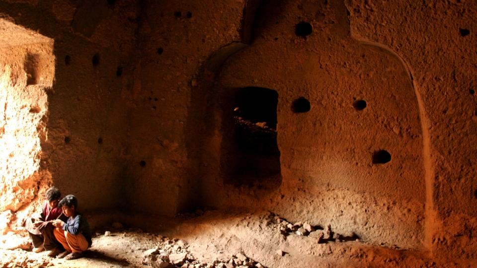 Kulturgüter unter dem Taliban-Regime – Paul Bucherer im Gespräch