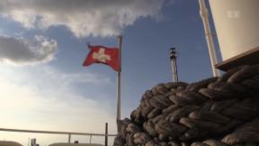 Video «Schweizer Hochseeschifffahrt: Bürgschaften sorgen für Turbulenzen» abspielen
