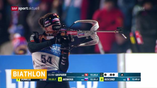 Video «Schweizer Biathletinnen enttäuschen» abspielen