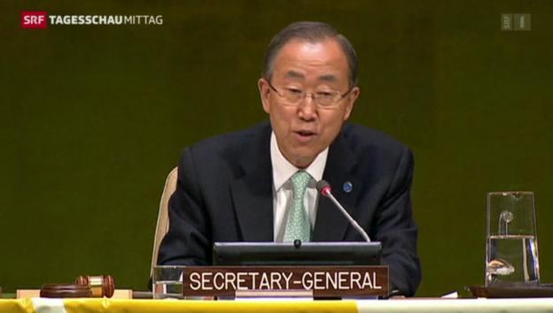 Video «Klimagipfel der UNO beendet» abspielen