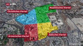 Video «FOKUS: Weshalb Jerusalem so umstritten ist » abspielen