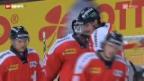 Video «Deutschland Cup: Schweiz - Slowakei» abspielen