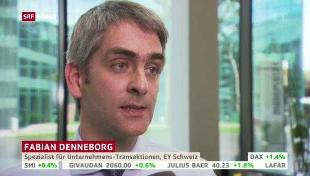 Video «SRF Börse vom 14.07.2016» abspielen