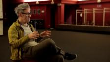 Video «Levy über die Arbeit im Theaterbetrieb» abspielen