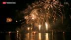 Video «Fêtes de Genève mit Feuerwerk beendet» abspielen