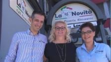 Link öffnet eine Lightbox. Video Zentralschweiz – Tag 4 – Ristorante La Novità, Sarnen abspielen