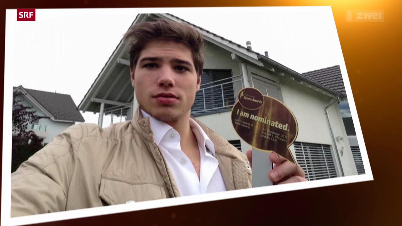 Eishockey: Kevin Fiala für «Newcomer des Jahres» nominiert
