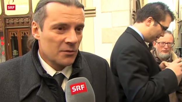 Video «Schweiz aktuell vom 03.03.2013» abspielen