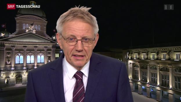 Video «Bundeshausredaktor Hanspeter Trütsch zum Kompromiss» abspielen