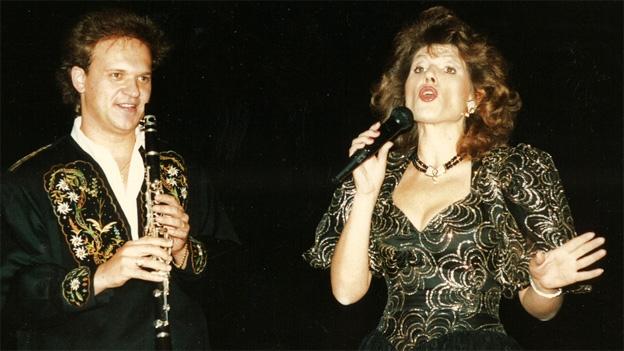 Carlo Brunner und Maja Brunner 1987 im «Persönlich»