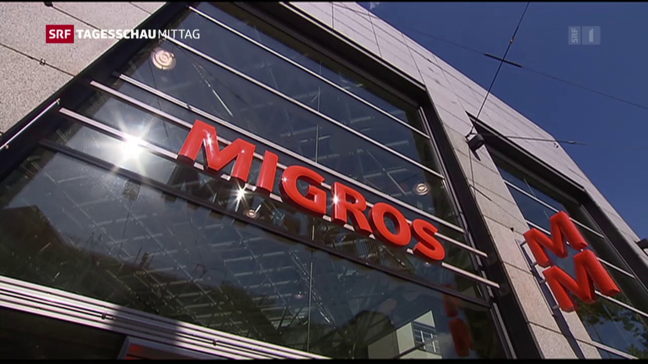 Migros leidet unter starkem Franken