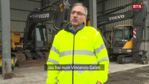 Laschar ir video «Vincenzo Galati»