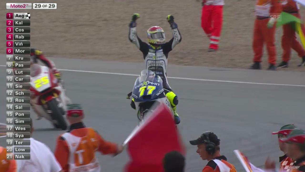 Moto2: GP von Deutschland - Die Highlights