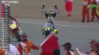 Video «Moto2: GP von Deutschland - Die Highlights» abspielen