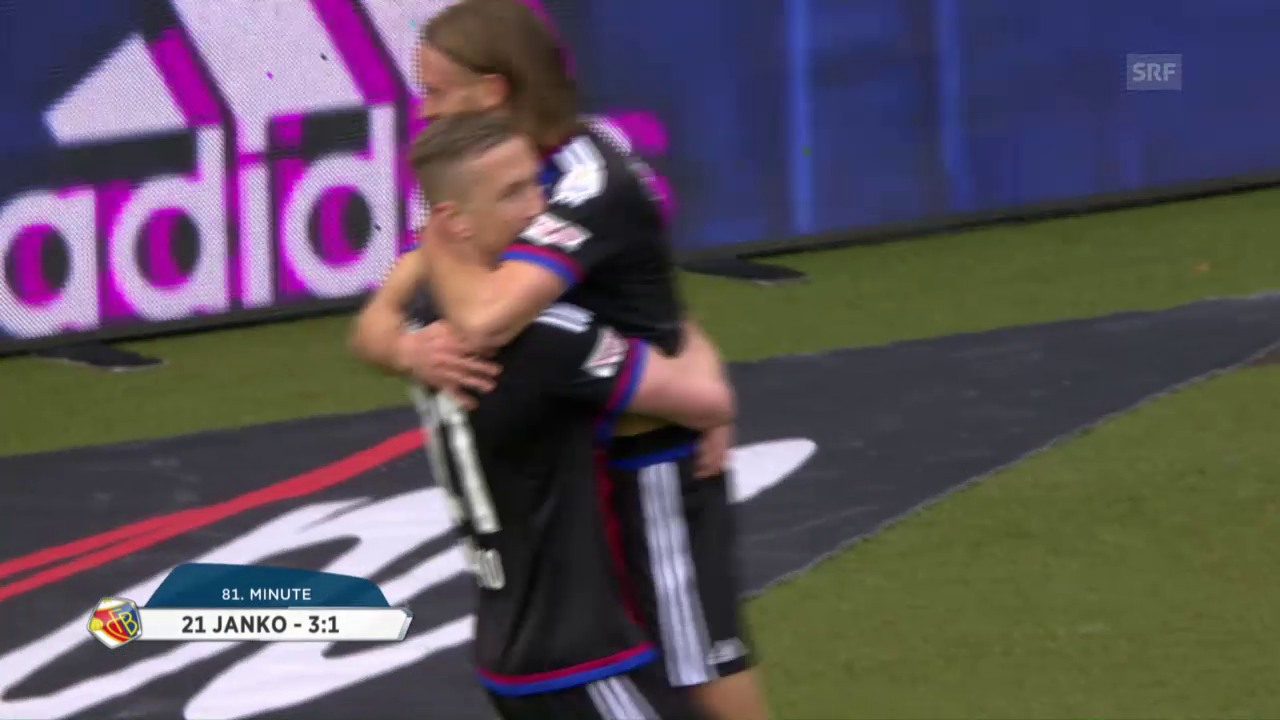 Sicherer Sieg für den FC Basel