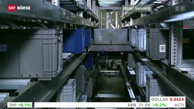 Video «SRF Börse vom 07.03.2013» abspielen