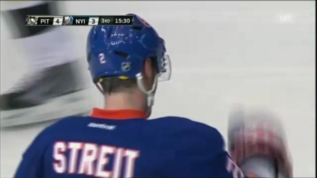 Video «Die Tore von Streit und Tavares (Quelle: SNTV)» abspielen