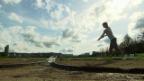 Video «Annina Frey: Kampf mit dem Nouss» abspielen