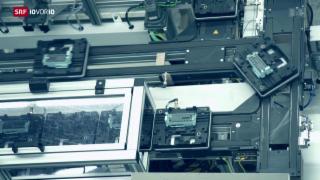 Video «FOKUS: Vierte industrielle Revolution im Gange» abspielen