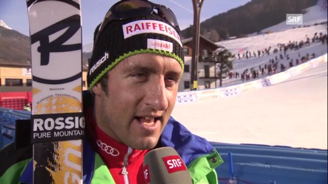 Interview mit Silvan Zurbriggen («sportlive»)