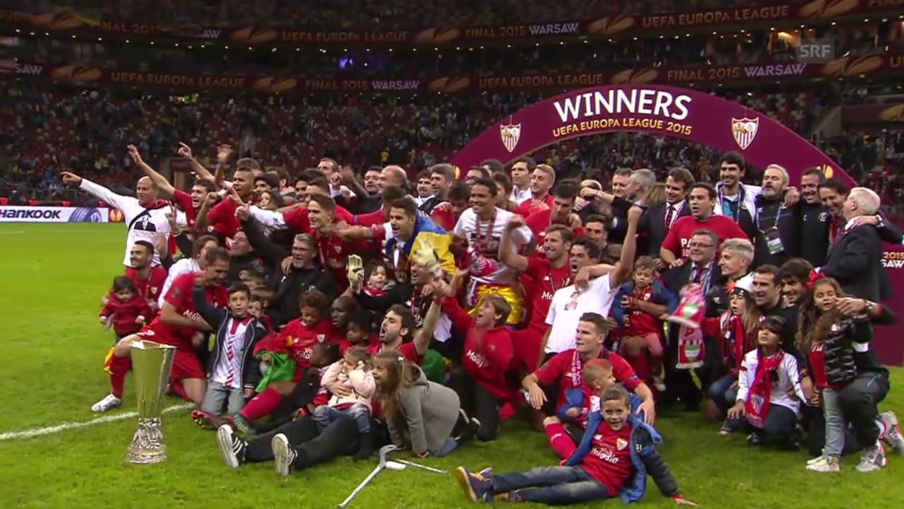 Das ist der FC Sevilla