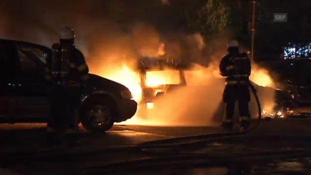 Video «Stockholm brennt» abspielen