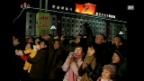 Video «Feierlichkeiten in Pjöngjang (unkommentiert)» abspielen