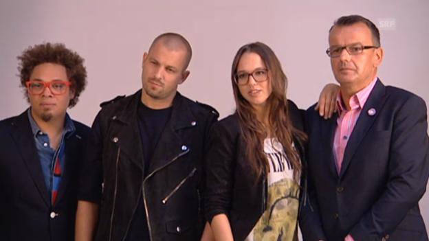 Video ««The Voice of Switzerland» geht in die zweite Runde» abspielen