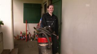 Video «Berufsbild: Kaminfegerin EFZ » abspielen