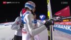 Video «Skispringen: Weltcup in Lillehammer» abspielen
