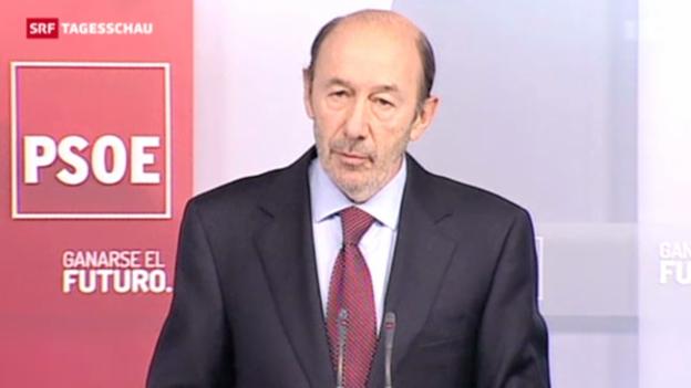Video «Rücktritt von Rajoy gefordert» abspielen