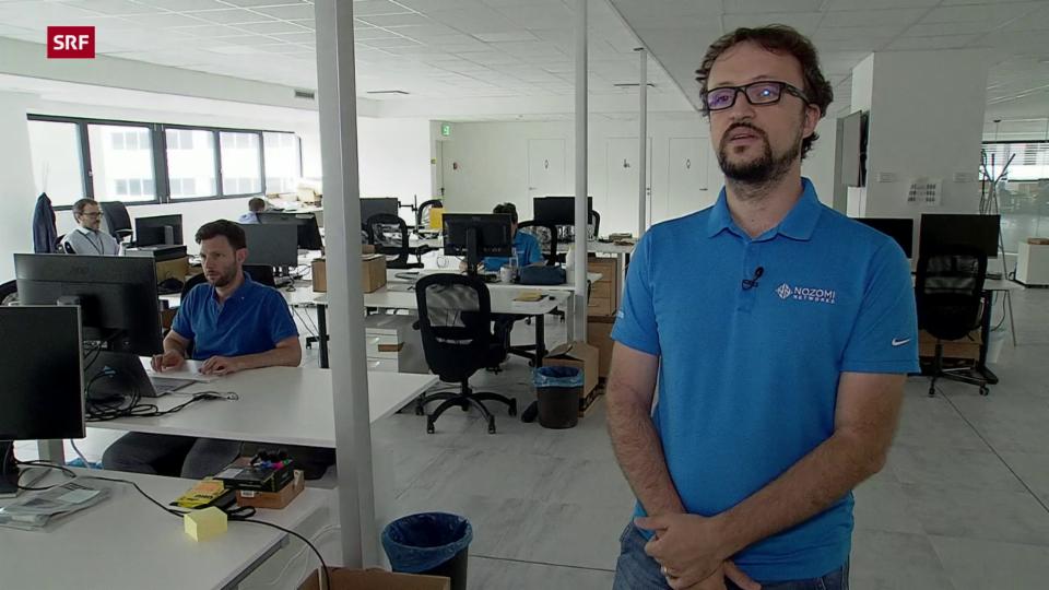 Moreno Carullo: «Wir wollen herausfinden, wo es Schwachstellen gibt» (ital.)