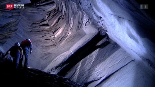 Video «Schwarzes Gold im Berg» abspielen